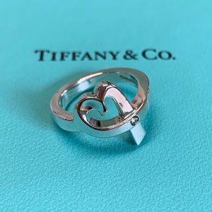 Tiffany & Co. Paloma Picasso Loving Heart Diamond